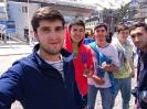 Слушатели бизнес-школы «Деловой России» прошли «Веревочный курс»