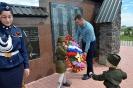 Беслан Бифов принял участие в автопробеге «Дорогами Победы»